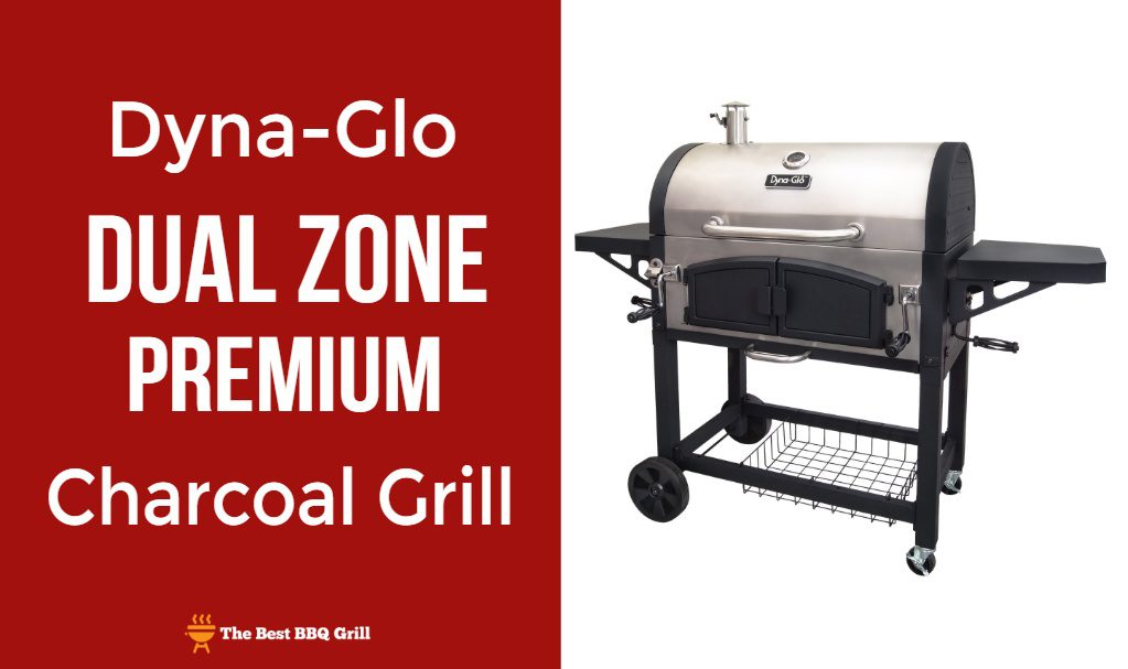 Dyna-Glo Dual Zone Premium Charcoal Grill