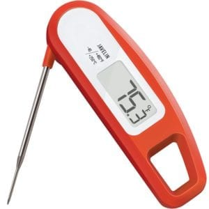 Javelin Digital Instant Read Food and Meat Thermometer