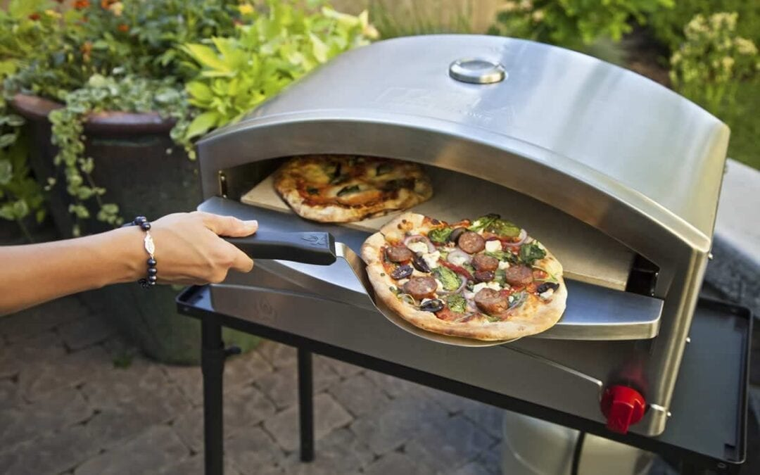 Camp Chef Italia Outdoor Pizza Oven