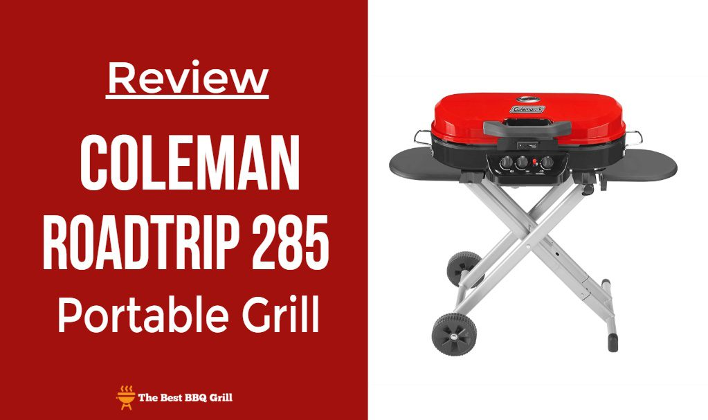 Coleman RoadTrip 285 Portable Grill