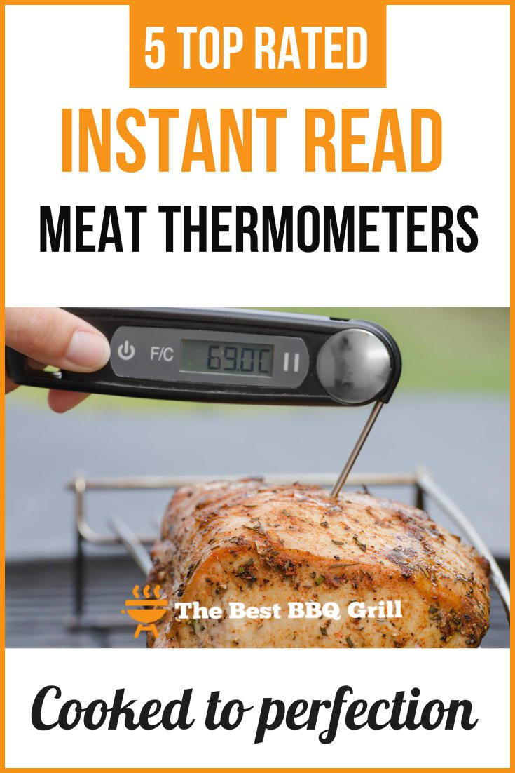 5 Top Rated Digital Meat Thermometers Pin2