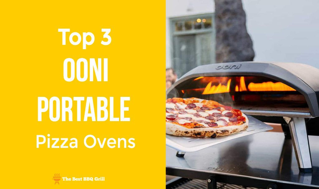 Ooni Koda 12 one of the top 3 ooni portable pizza ovens