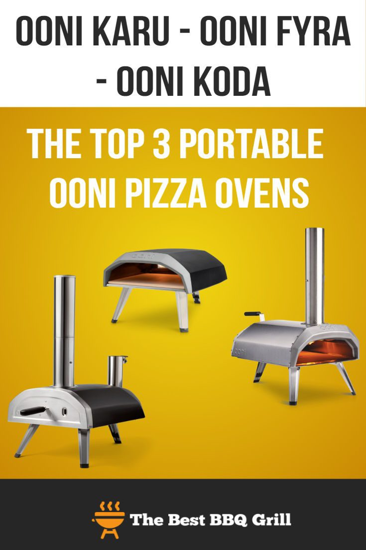 Top 3 Ooni Portable Pizza Ovens-Pin2