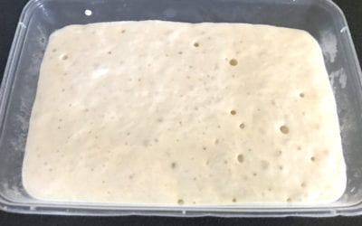Poolish Pizza Dough – What Is It and Why Use It